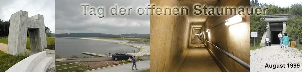 Beitragsbild Tag der offenen Staumauer am großen Brombachsee
